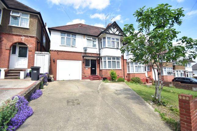Thumbnail Semi-detached house for sale in Cutenhoe Road, Luton