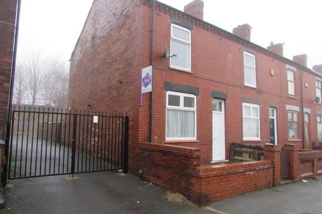 Thumbnail End terrace house to rent in Neville Street, Platt Bridge, Wigan