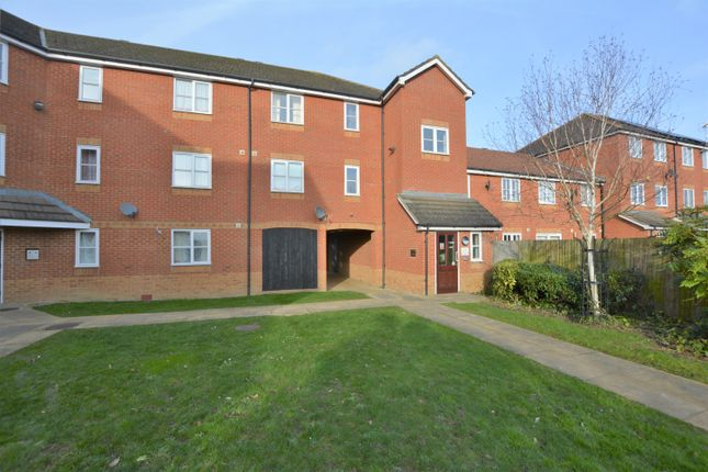 Thumbnail Flat for sale in Riverbank Way, Willesborough, Ashford