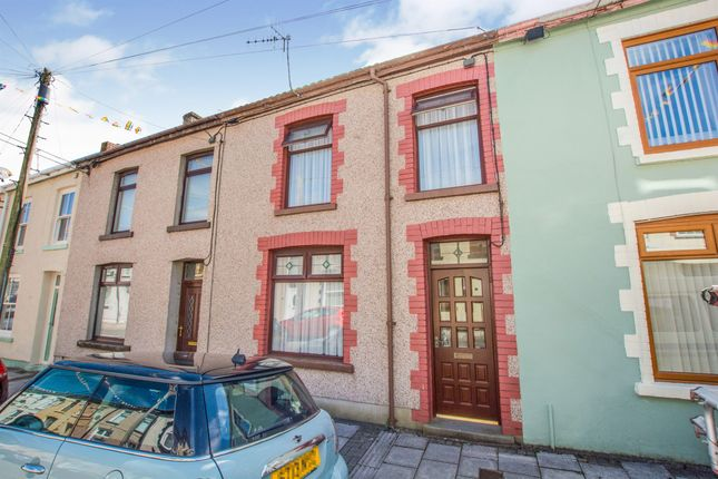 Terraced house for sale in Charles Street, Trealaw, Tonypandy