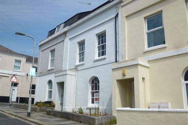 Thumbnail Maisonette to rent in Prospect Street, Plymouth