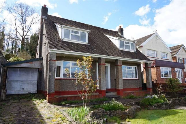 Thumbnail Detached house for sale in High Trees Road, Gilwern, Abergavenny