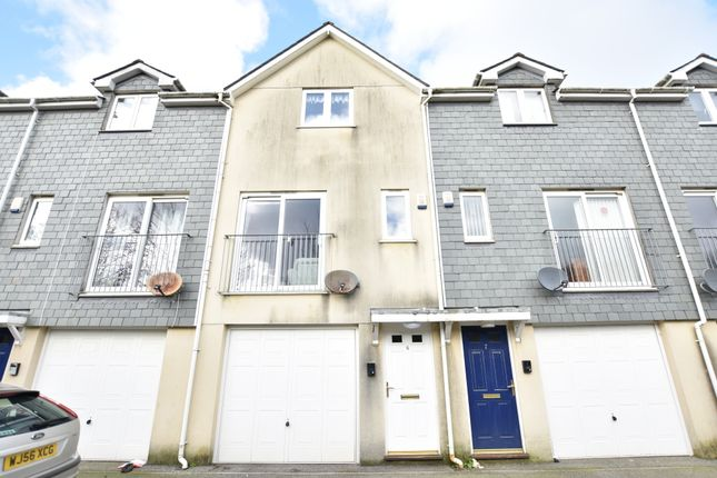 Thumbnail Terraced house for sale in Cameron Court, West Charles Street, Camborne