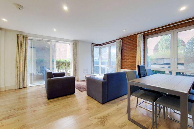 3 bed flat for sale in Warehouse Court, Woolwich Riverside, London SE18