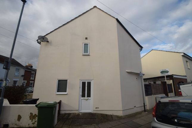 Thumbnail Terraced house to rent in Norland Road, Southsea