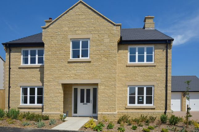 Thumbnail Detached house for sale in West Farm, Fulwell Lane, Faulkland