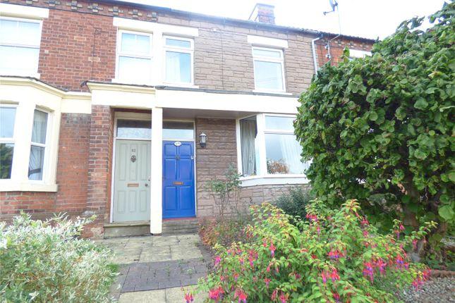 3 bed terraced house for sale in Burton Road, Ashby-De-La-Zouch LE65