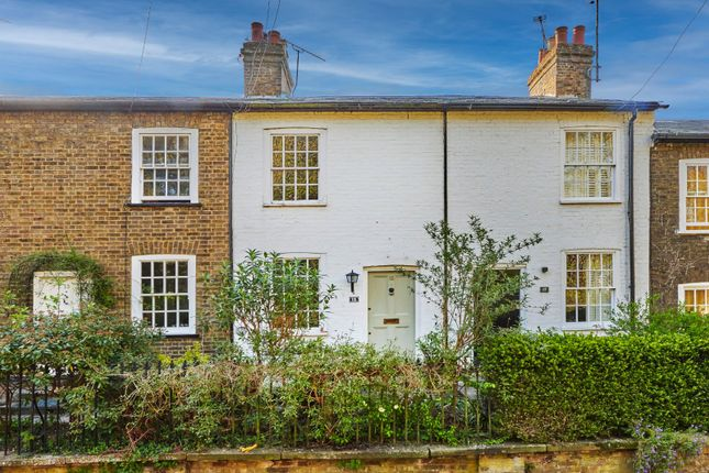 1 bed terraced house for sale in Abbey Mill Lane, St. Albans, Hertfordshire AL3