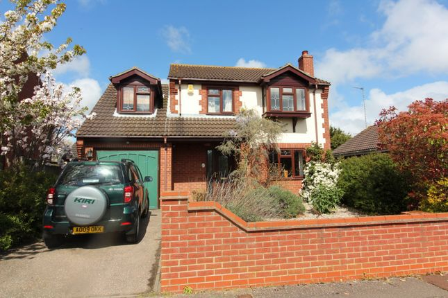 Thumbnail Detached house for sale in Whimbrel Drive, Bradwell