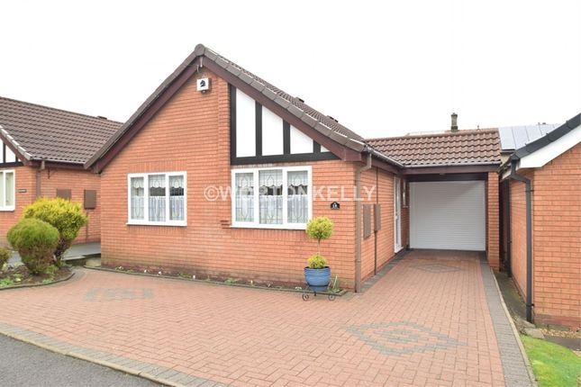 Thumbnail Detached bungalow for sale in Birch Drive, Halesowen, West Midlands