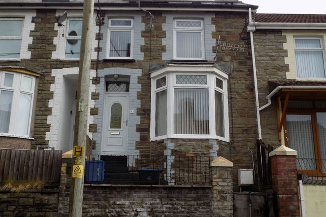 2 bed terraced house for sale in Duke Street, Abertillery NP13