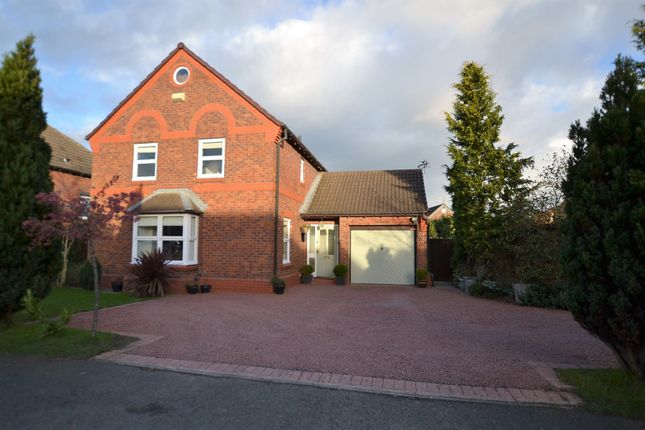 Thumbnail Detached house for sale in Warmingham Lane, Middlewich