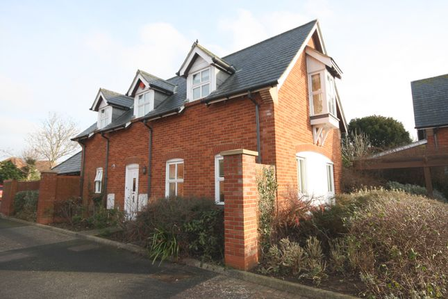 Thumbnail Flat for sale in High Street, Milford On Sea