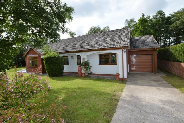 Thumbnail Detached bungalow for sale in Emanda Gardens, Pencoed, Bridgend
