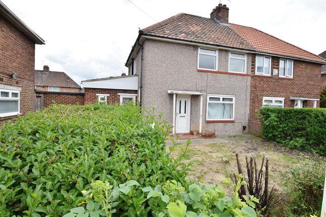 Thumbnail Semi-detached house for sale in Raisegill Close, Berwick Hills, Middlesbrough