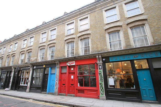Thumbnail Retail premises to let in 14 Cheshire Street, Shoreditch, London