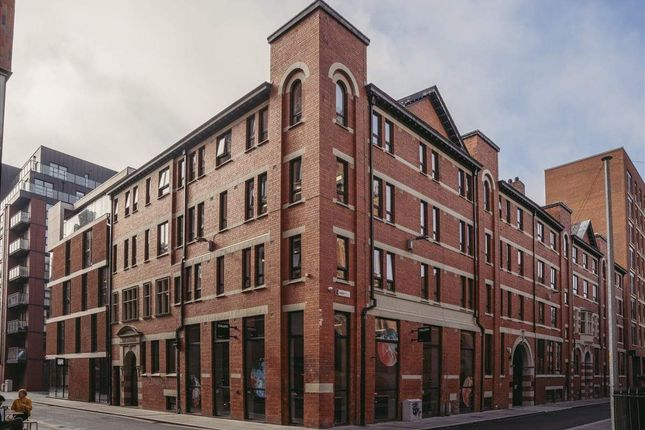 Thumbnail Office to let in Hood Street, Manchester
