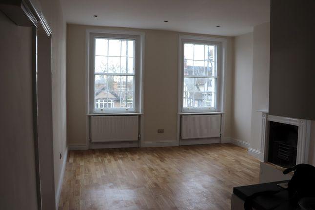 Thumbnail Flat to rent in London Road, Mitcham