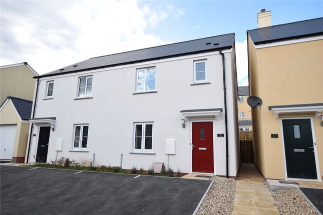 Thumbnail Semi-detached house to rent in Heron Road, St. Anns Chapel, Gunnislake