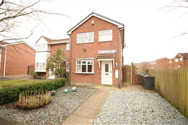 3 bed semi-detached house to rent in Verity Rise, Darlington, County Durham