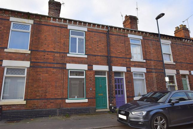 Front of City Road, Chester Green, Derby DE1
