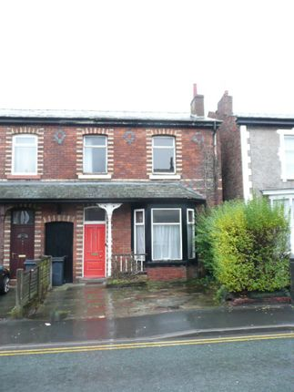 Thumbnail Semi-detached house to rent in Stanley Street, Ormskirk