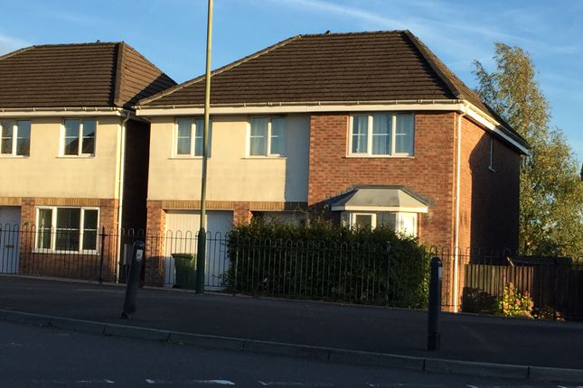 Thumbnail Detached house to rent in Llys Cyncoed, Oakdale
