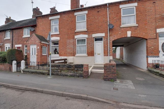 2 bed terraced house for sale in Tixall Road, Stafford ST16