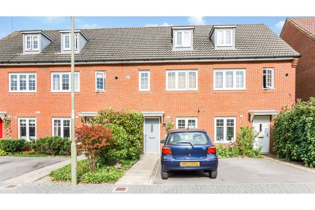 Thumbnail Terraced house for sale in Folland Close, Southampton