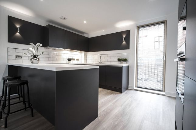 Thumbnail Flat for sale in Plot 10 - The Works, Yorkhill Street, Glasgow