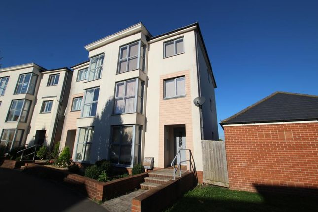 Thumbnail End terrace house to rent in Long Down Avenue, Cheswick Village, Bristol