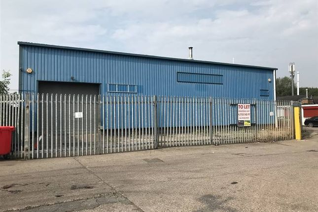Thumbnail Light industrial to let in Front Bay, Unit 19 Premier Partnership Estate, Leys Road, Brierley Hill