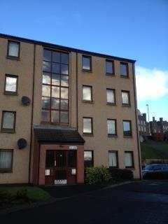 Thumbnail Flat to rent in Don Street, Forfar