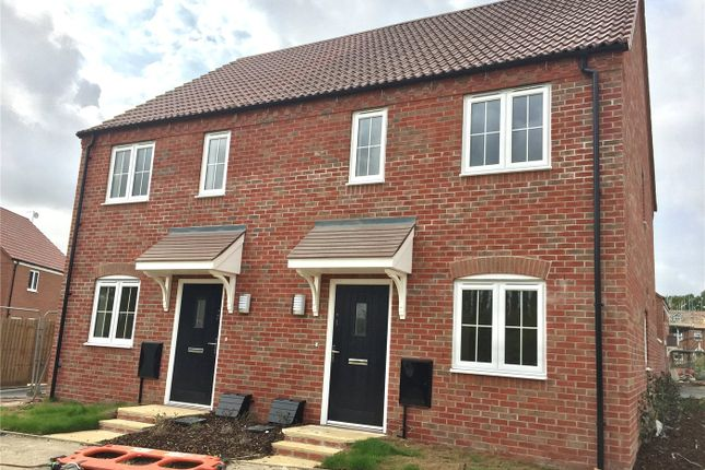 2 bed semi-detached house for sale in Speedwell Close, Newark