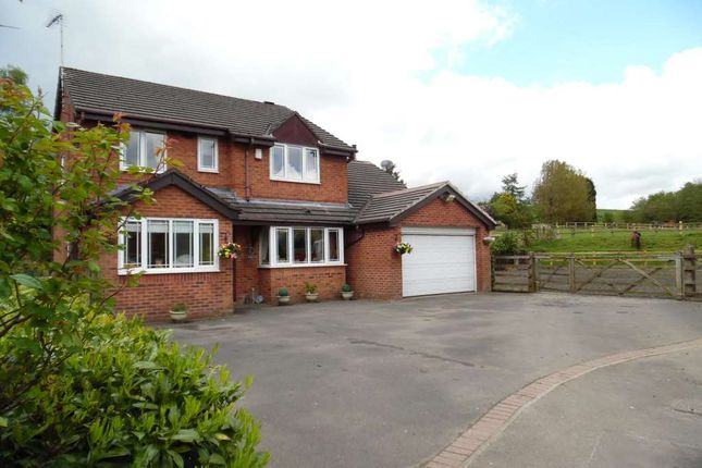Thumbnail Detached house for sale in Lower Fields Rise, Shaw, Oldham