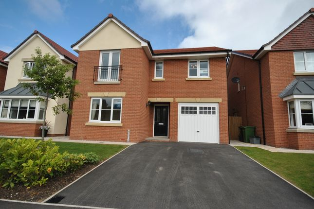 Thumbnail Detached house to rent in Hughes Lane, Malpas, Cheshire