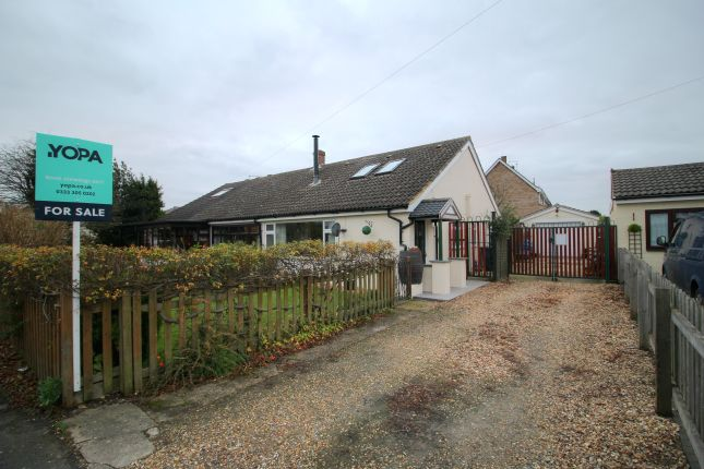 3 bed bungalow for sale in Nightingale Avenue, Bassingbourn, Royston
