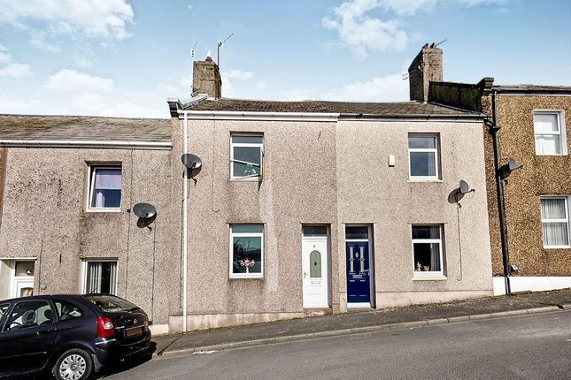 Thumbnail Terraced house to rent in South Row, Whitehaven
