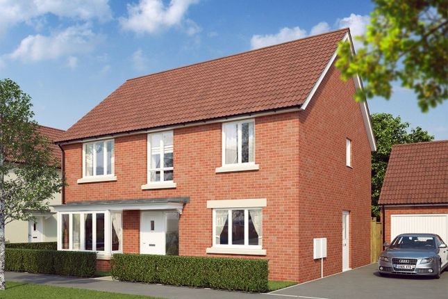 "Thumbnail Detached house for sale in ""The Fairford 2"" at Vale Road, Bishops Cleeve, Cheltenham"
