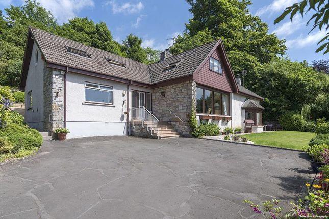 Thumbnail Detached house for sale in Chalton Road, Bridge Of Allan, Scotland