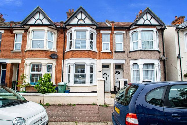 Thumbnail Terraced house to rent in Rochford Avenue, Westcliff-On-Sea, Essex