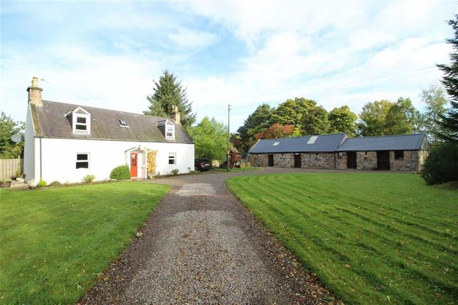Thumbnail Detached house for sale in The Farmhouse, Wester Feabuie, Inverness
