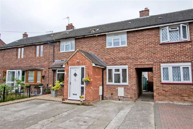 Thumbnail Terraced house for sale in Fir Tree Avenue, West Drayton, Middlesex