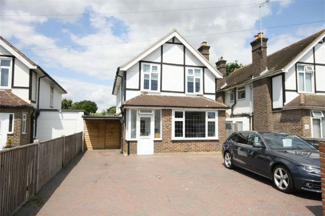 Thumbnail Detached house for sale in Barnhorn Road, Little Common, Bexhill On Sea