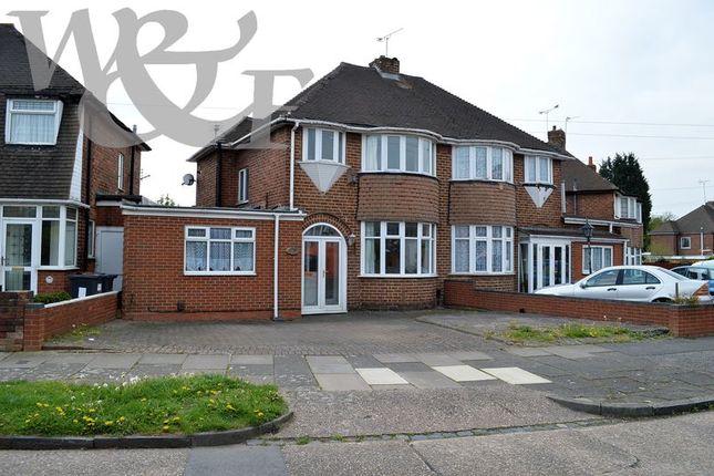 Thumbnail Semi-detached house for sale in Hollydale Road, Erdington, Birmingham