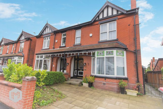 Thumbnail Semi-detached house for sale in Park Road, Worsley, Manchester