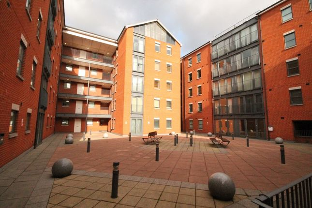 2 bed flat to rent in Pilcher Gate, Nottingham
