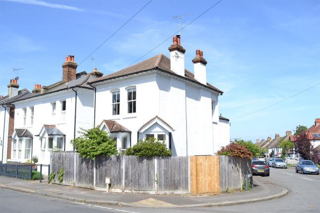 Thumbnail Link-detached house for sale in College Road, Epsom