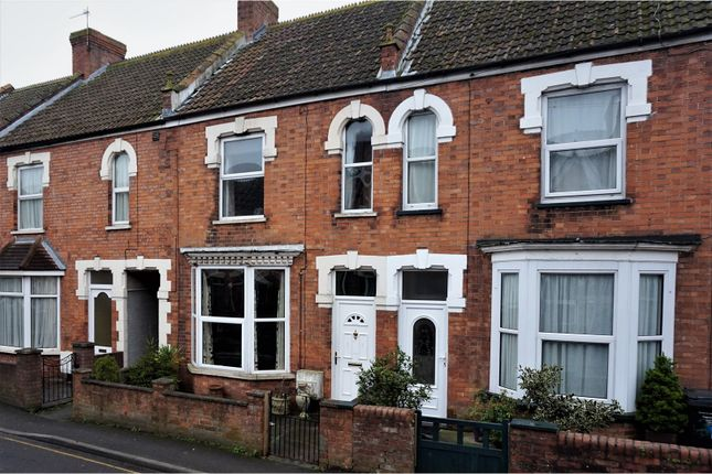 Thumbnail Terraced house for sale in Walrow Road, Highbridge
