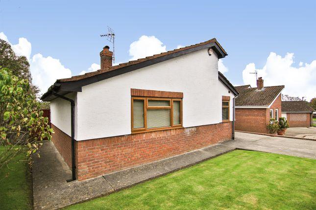 Thumbnail Detached bungalow for sale in Shakespeare Drive, Llantwit Major